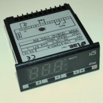 LAE Temperature  controller 12V C/W Sensor: Removals Supplies Scotland