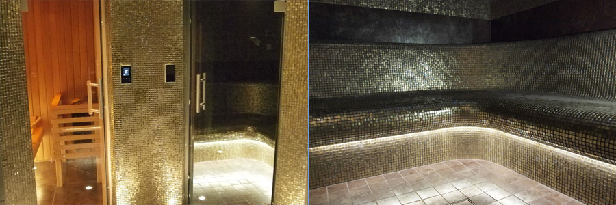 Steam Rooms Preston | Steam Room Installation | Sauna